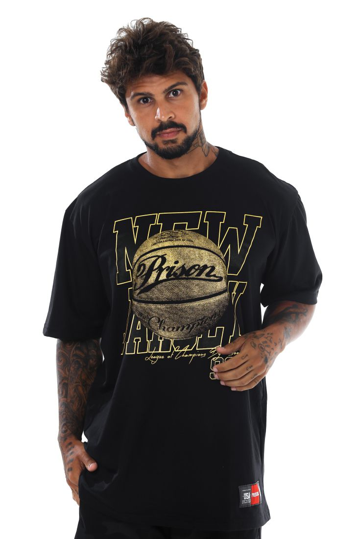 Camiseta Prison League of Champions