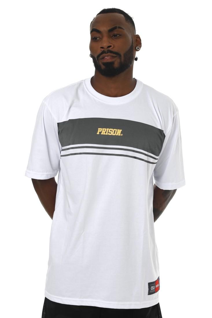 Camiseta Prison Legend Branca