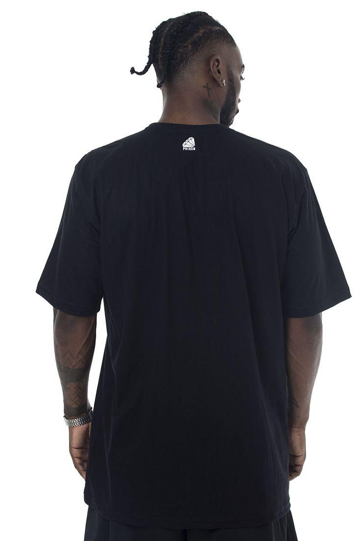 Camiseta Prison Legend Preta