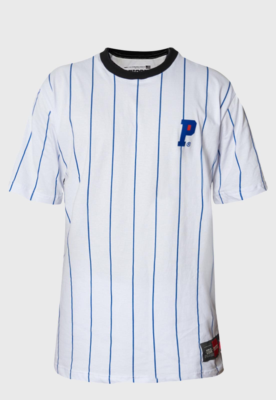 Camiseta Prison Listrada Blue Lines