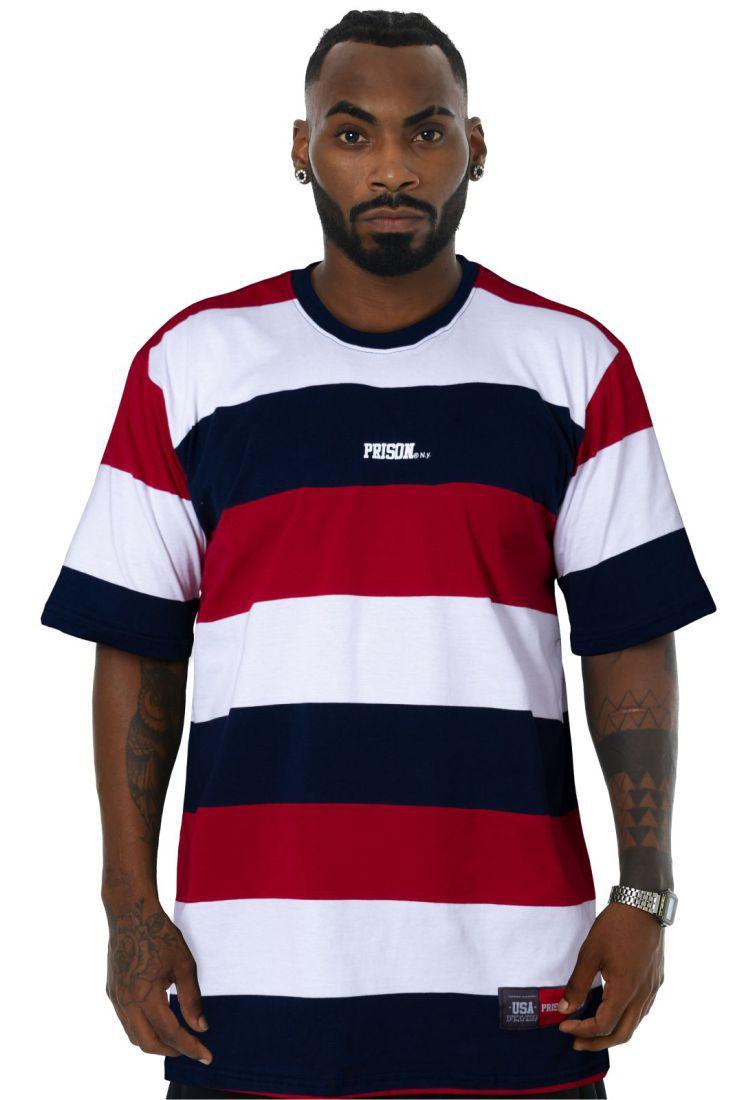 Camiseta Prison Listrada N.Y