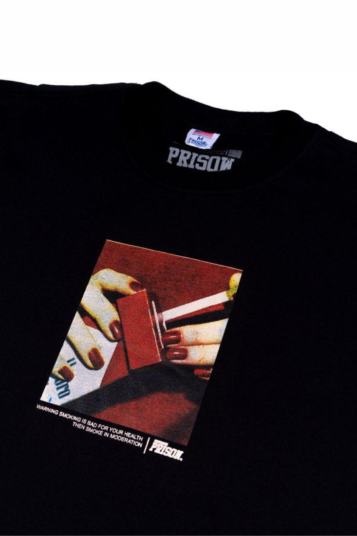 Camiseta Prison Marlboro Preta
