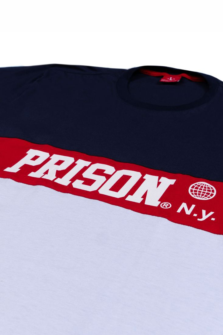Camiseta Prison New Divide