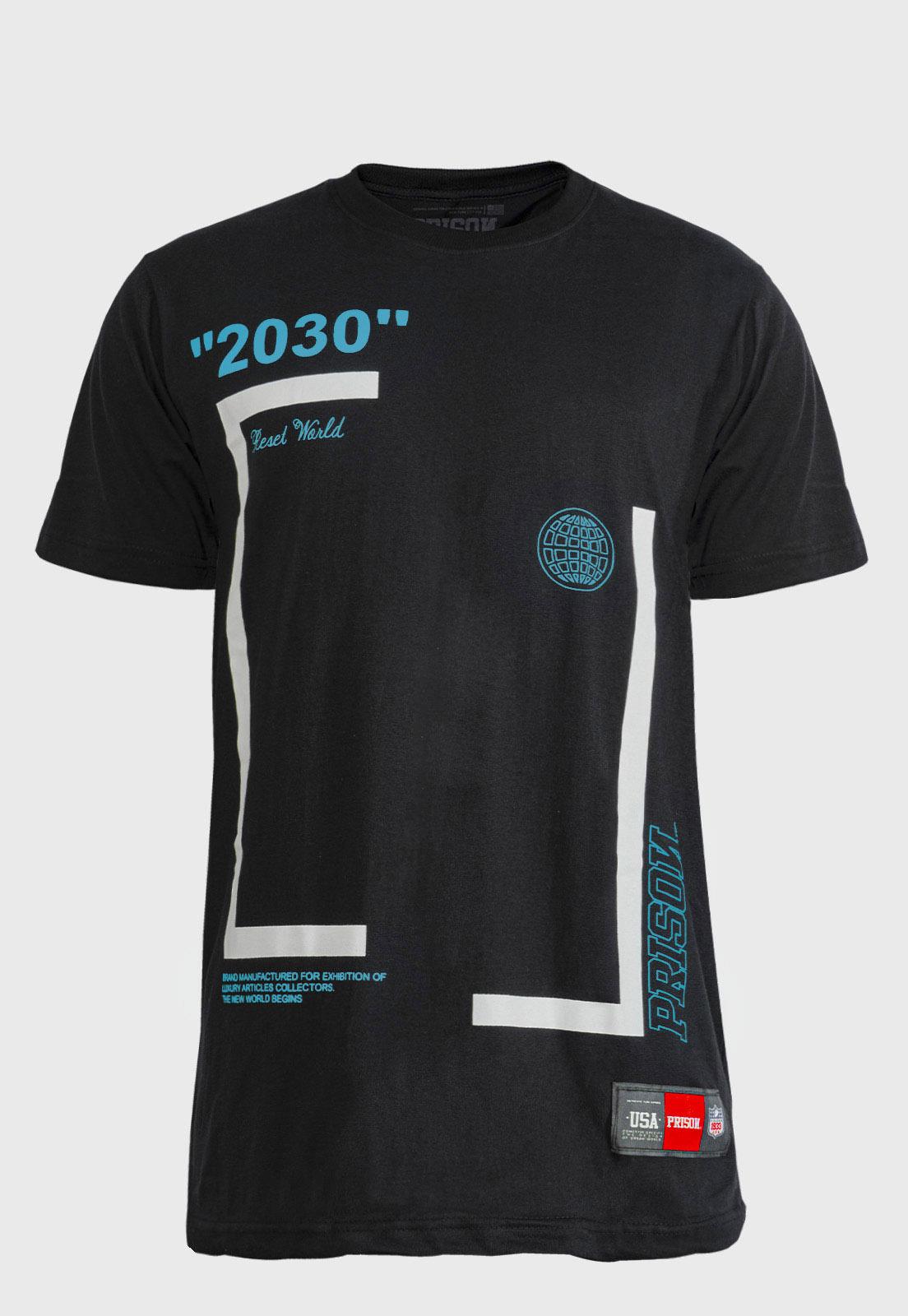 Camiseta Prison New Global 2030