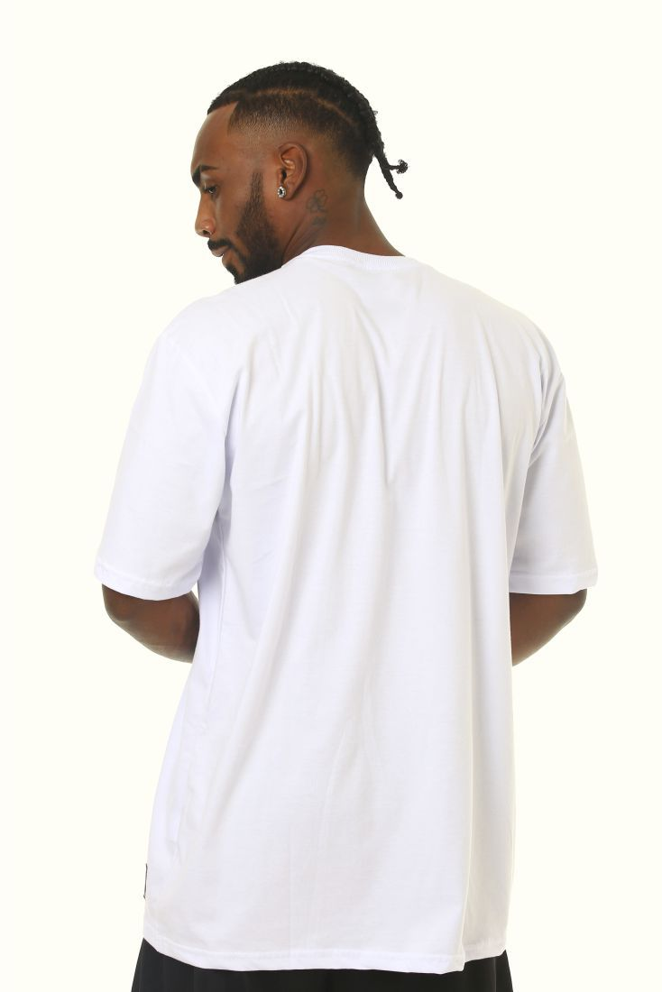 Camiseta Prison New Order Branca