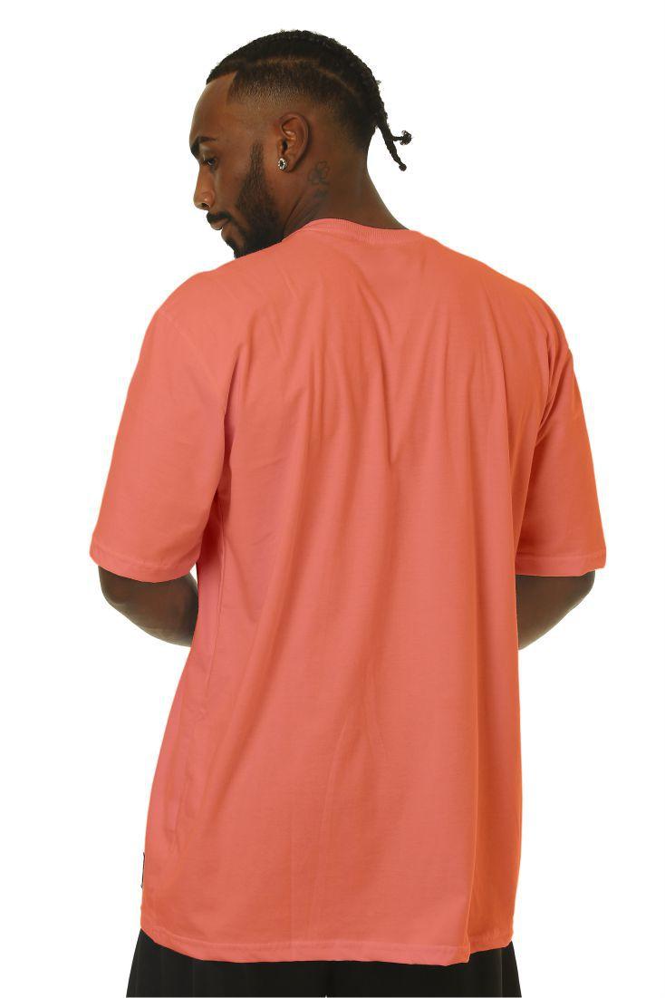 Camiseta Prison New Order Salmon