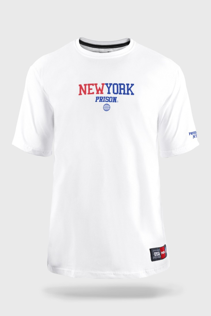 Camiseta Prison New York Edition Branca