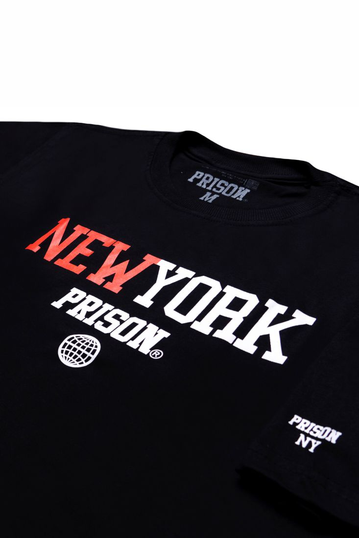 Camiseta Prison New York Edition Preta