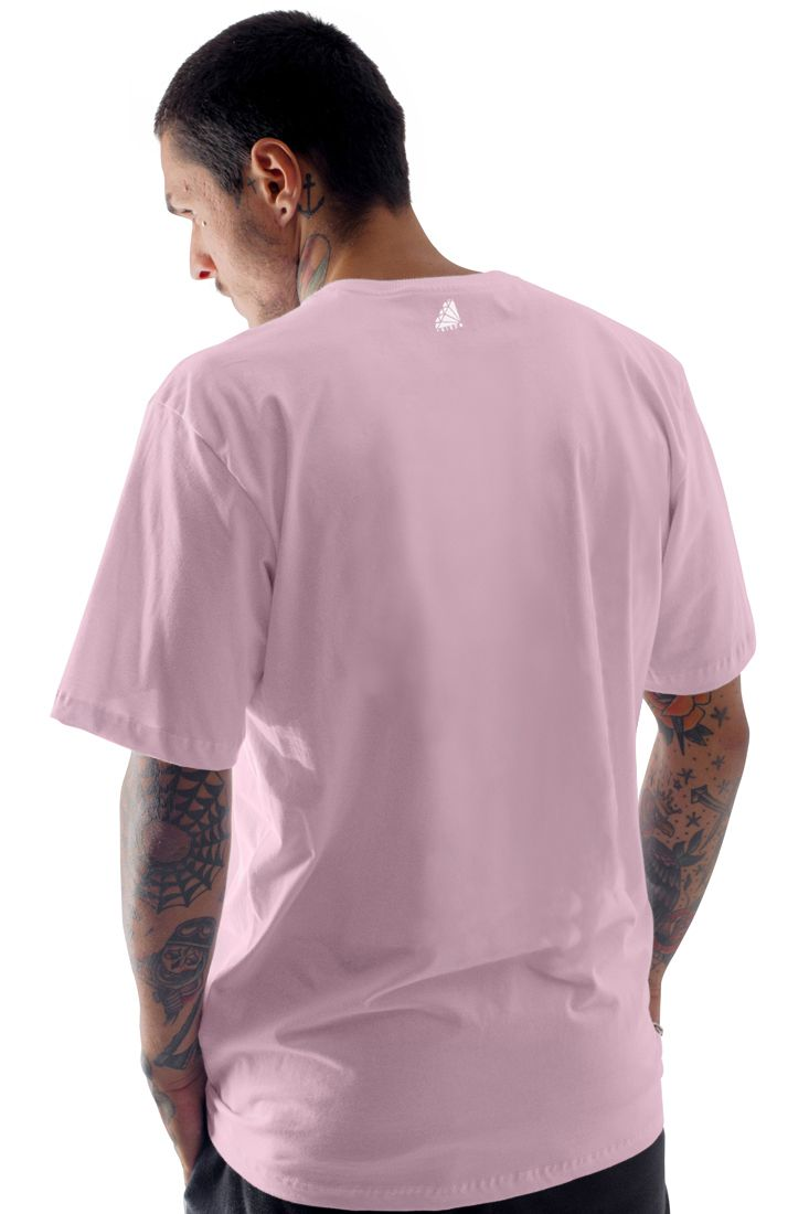 Camiseta Prison New York Liberty Rosa