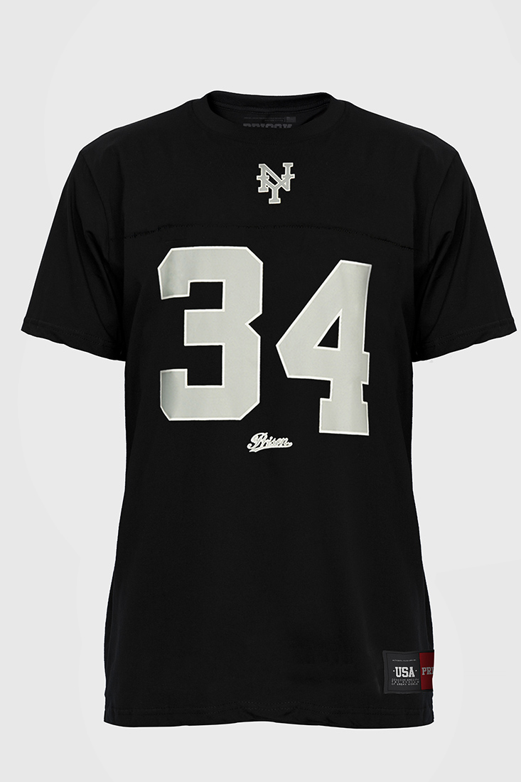 Camiseta Prison Nova York black 34