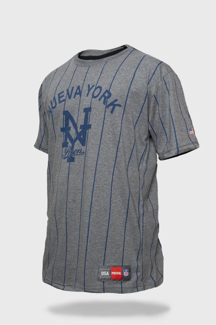 Camiseta Prison Nueva York Mescla
