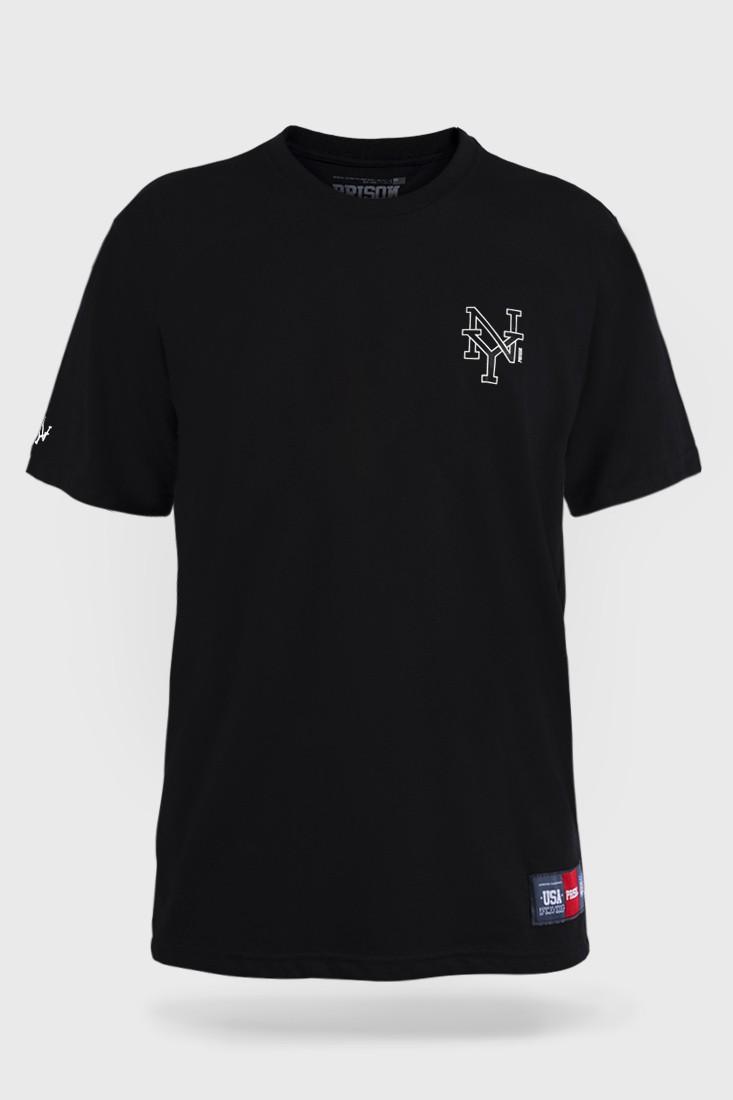 Camiseta Prison NY Black Track
