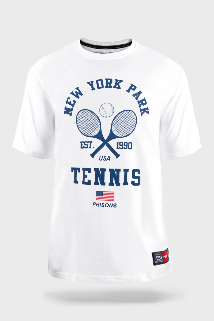 Camiseta Streetwear Prison NY Park Tenis