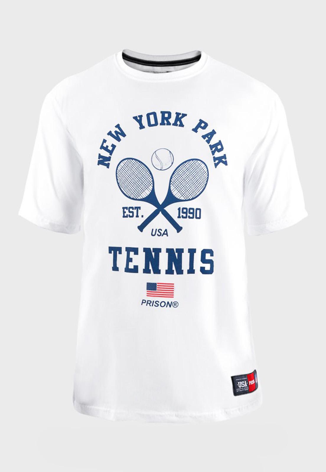 Camiseta Prison NY Park Tenis