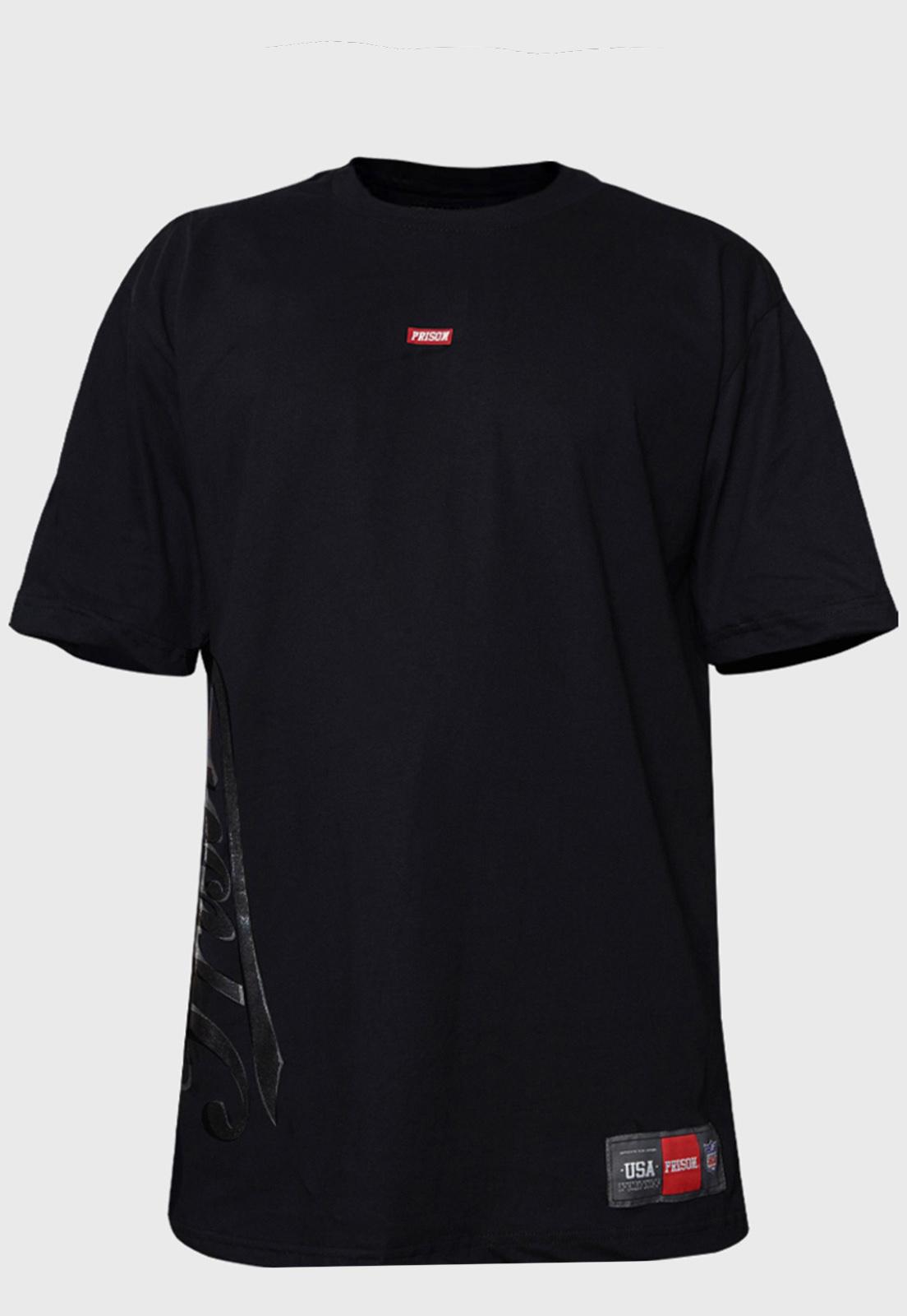 Camiseta Prison Logo