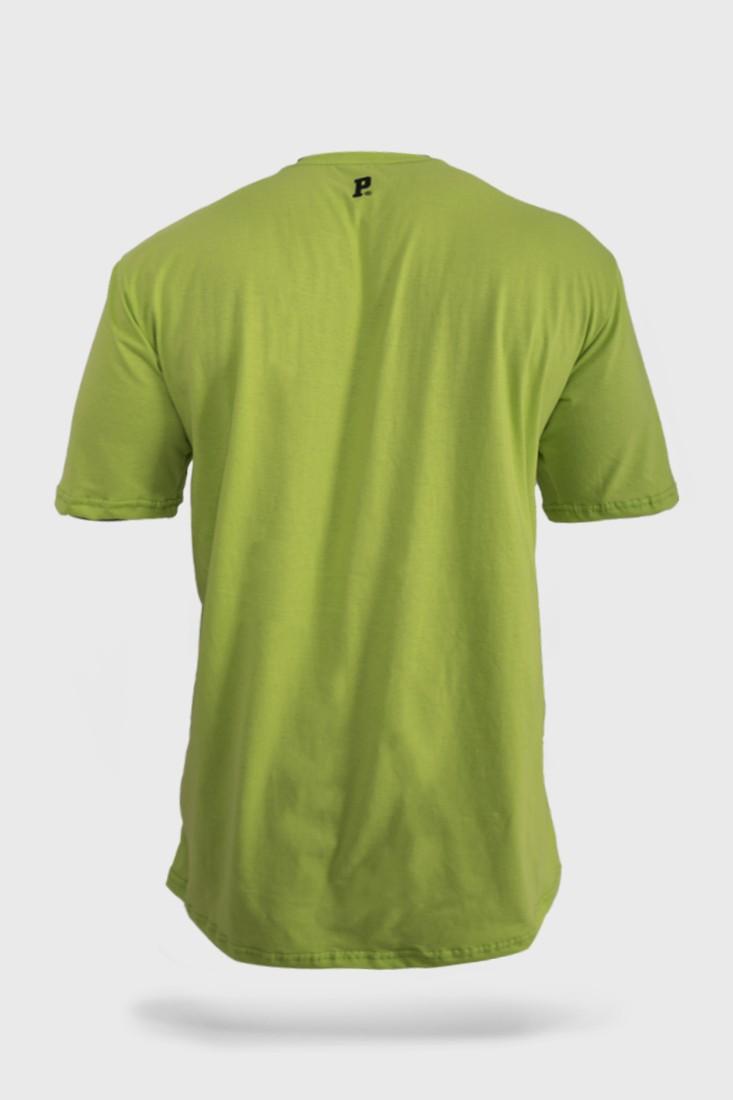Camiseta Prison P Green