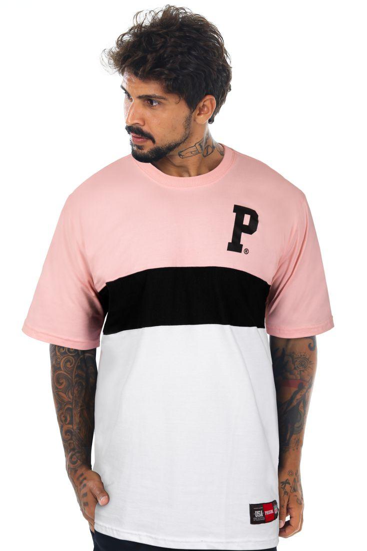 Camiseta Prison Pink Global