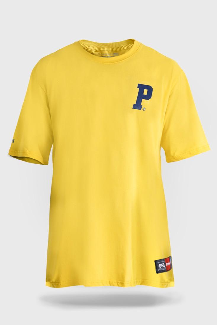 Camiseta Prison Premium P Amarela