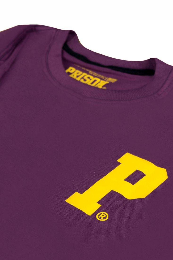 Camiseta Prison Premium P Roxa
