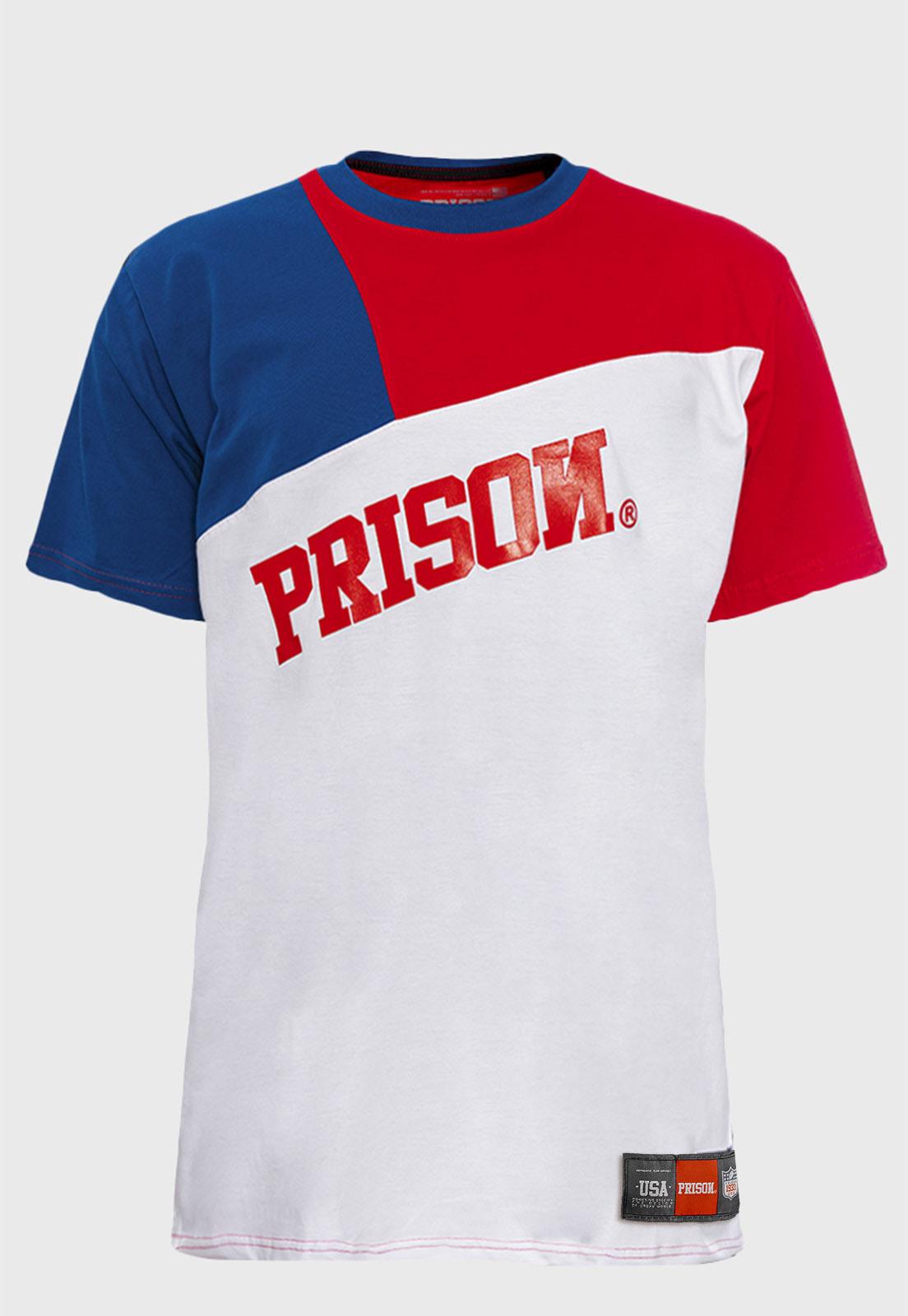 Camiseta Prison Retro Color