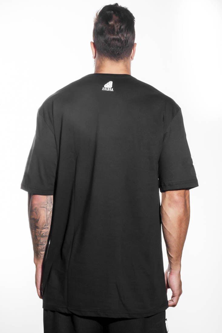 Camiseta  Prison Saint Preta