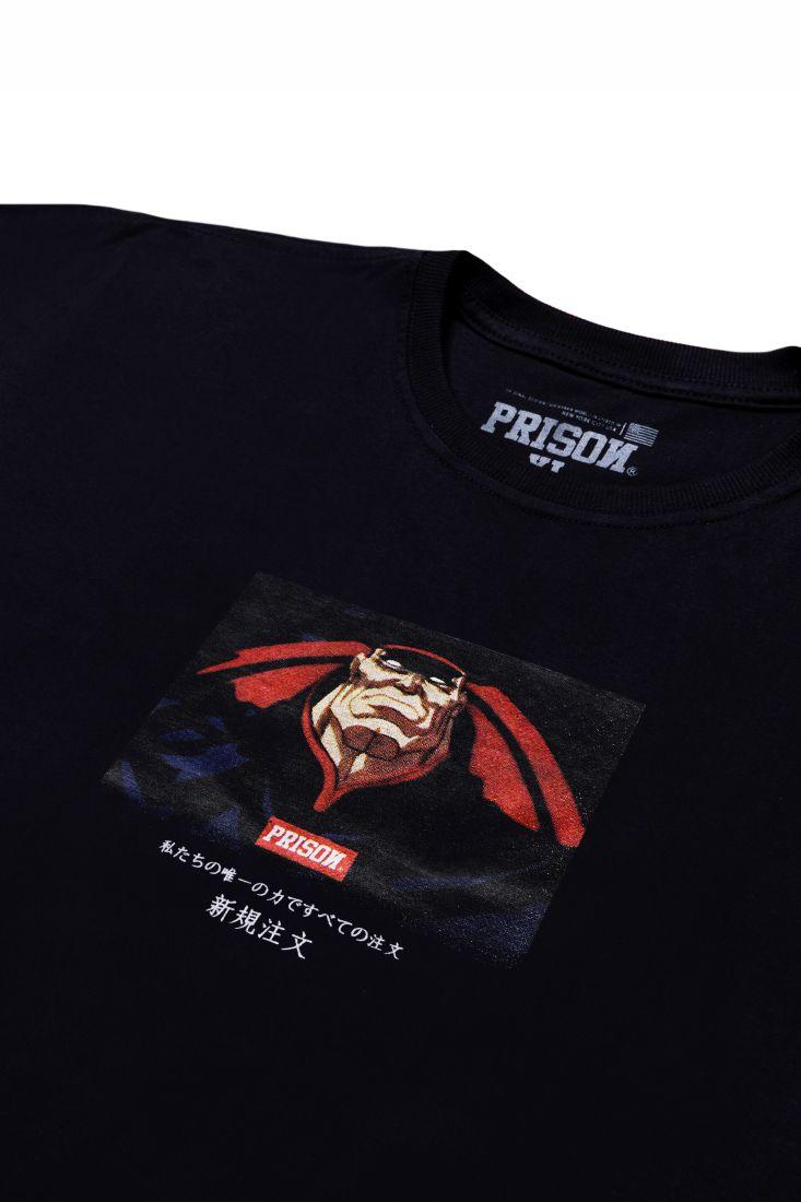 Camiseta Prison Street M. Bison