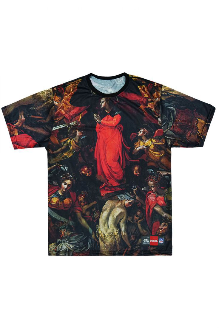 Camiseta Prison Street Renaissance