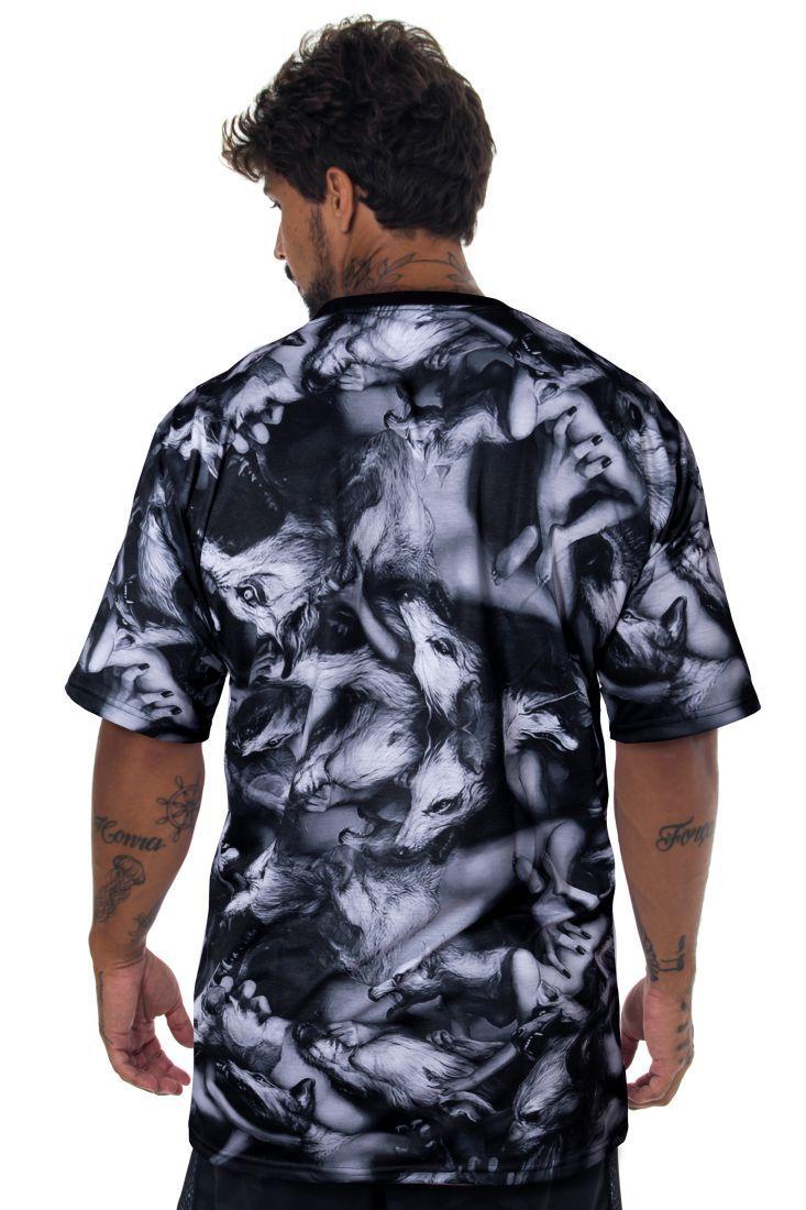 Camiseta Prison Street Wolves