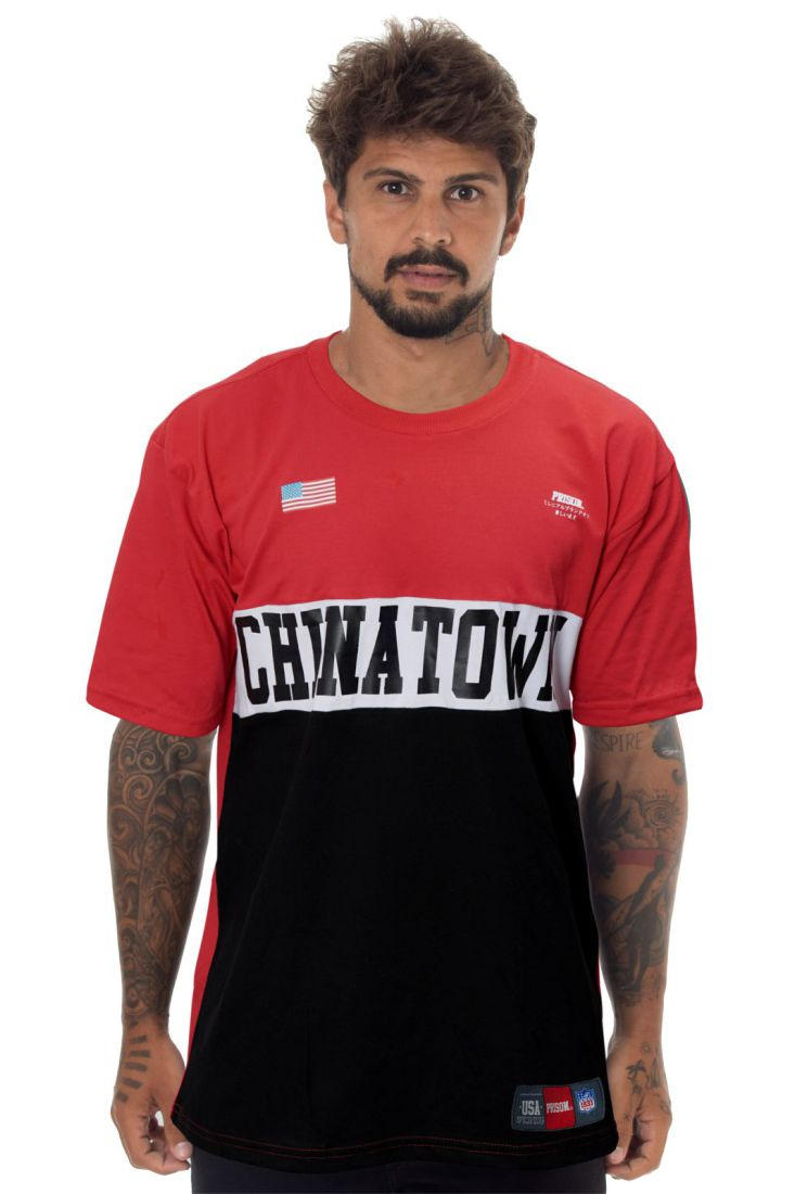Camiseta Prison Streetwear Chinatown