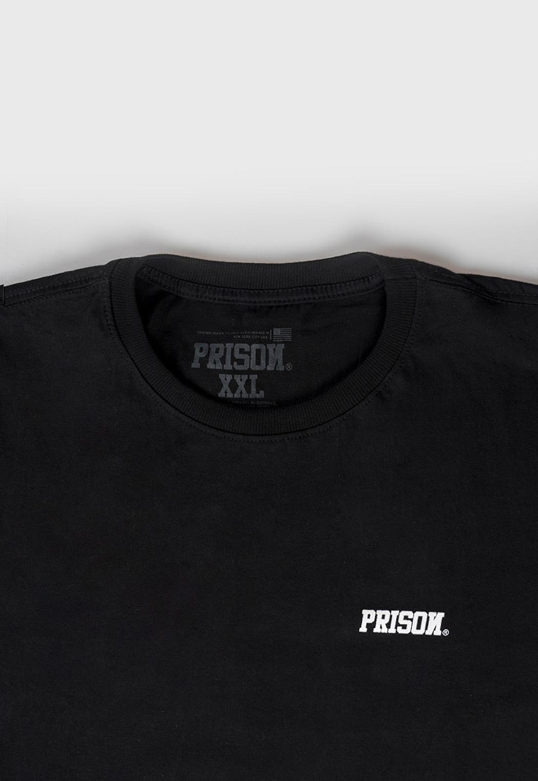 Camiseta Prison Streetwear Club Masculina