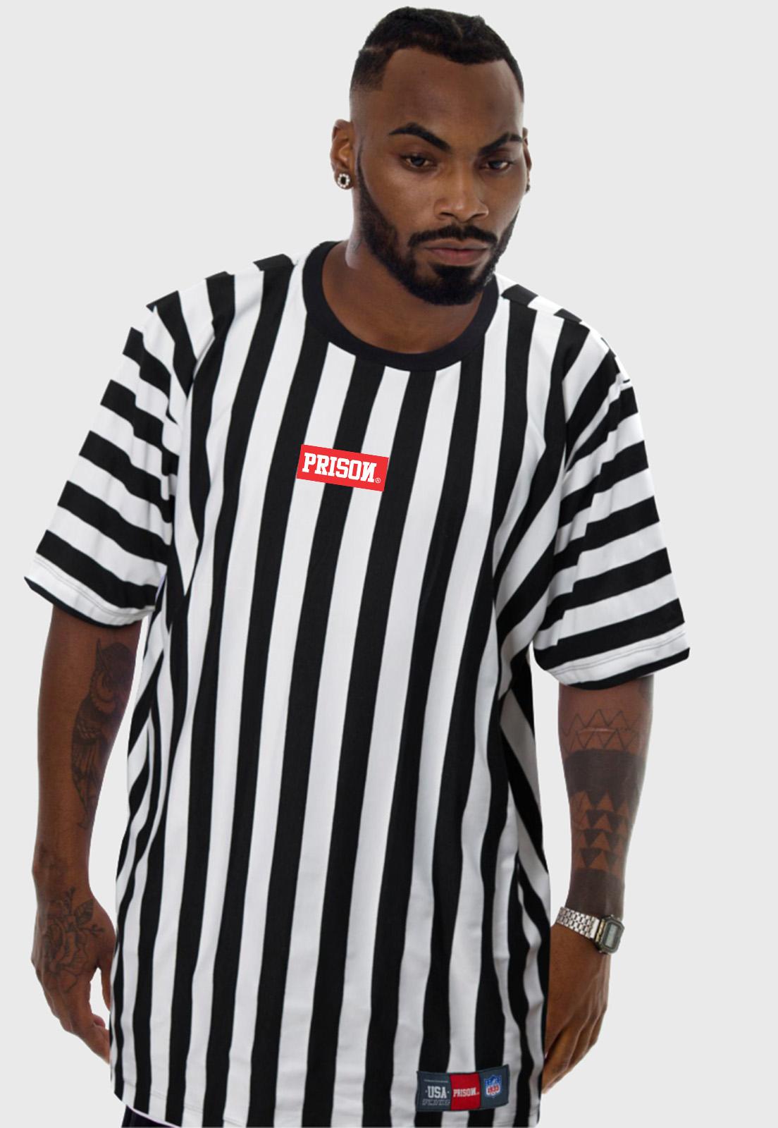 Camiseta Prison Streetwear Listrada nobility