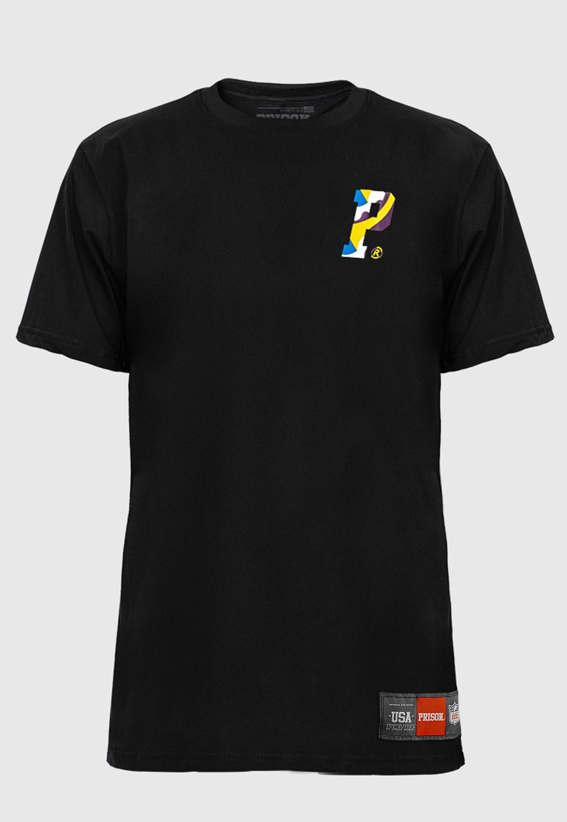 Camiseta Prison StreetWear Logo