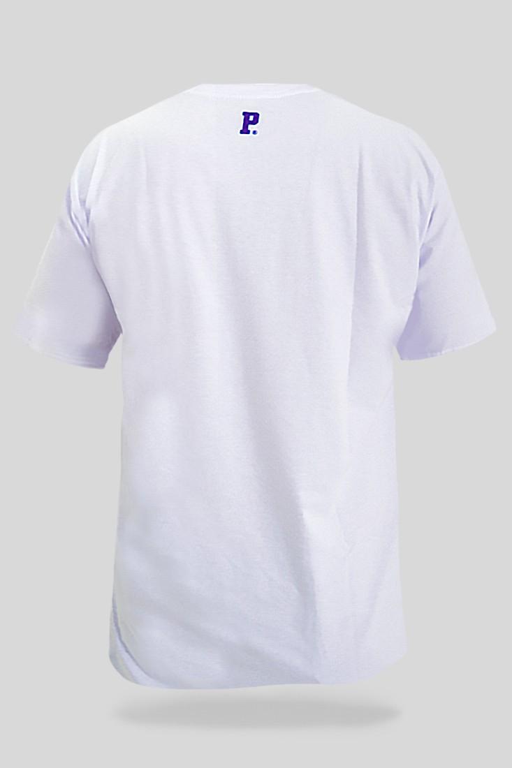 Camiseta Prison Streetwear NYC Way Branca