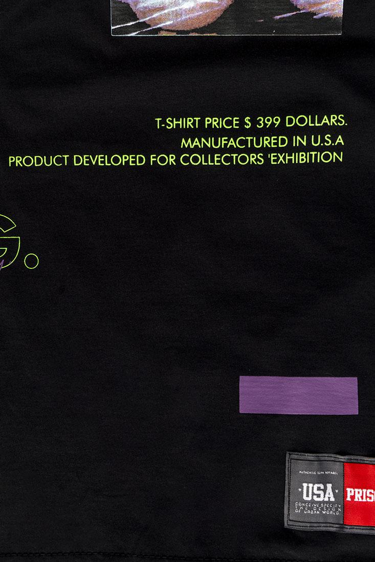 Camiseta Prison Shocking Preta