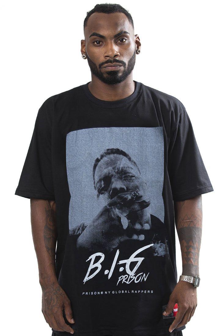 Camiseta Prison The Notorious B.I.G.