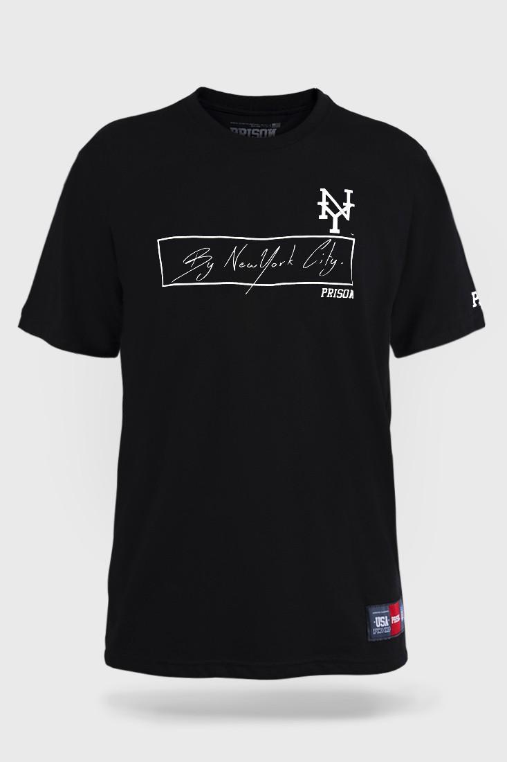 Camiseta Prison The Signature Preta