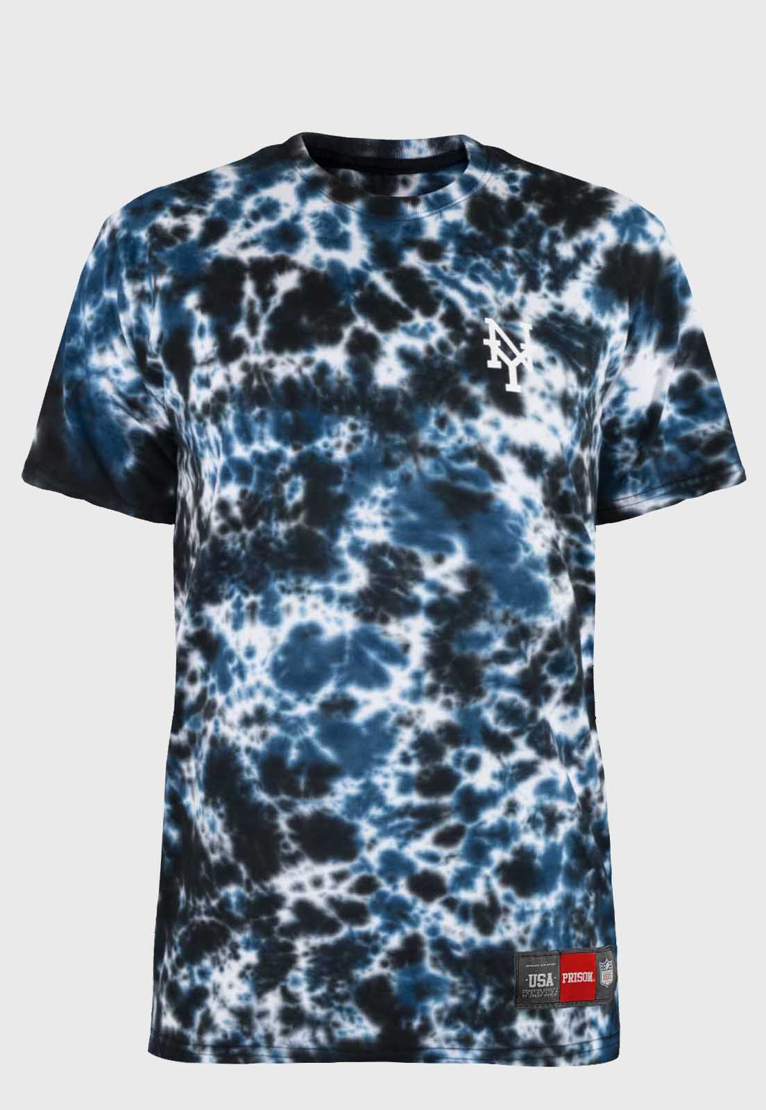 Camiseta Prison Tie Dye Diamond