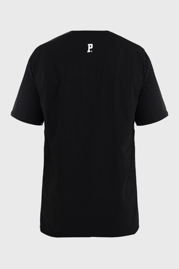 Camiseta Prison Preta Double Color