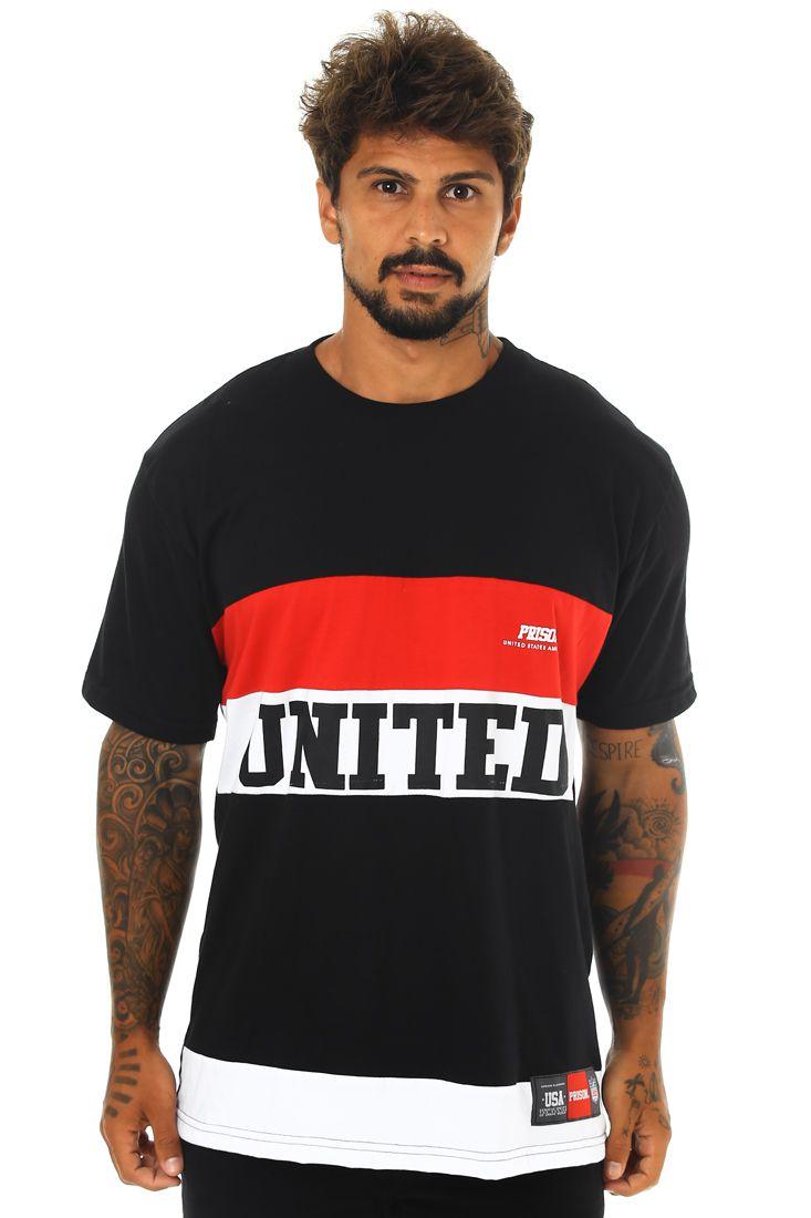 Camiseta Prison United Street