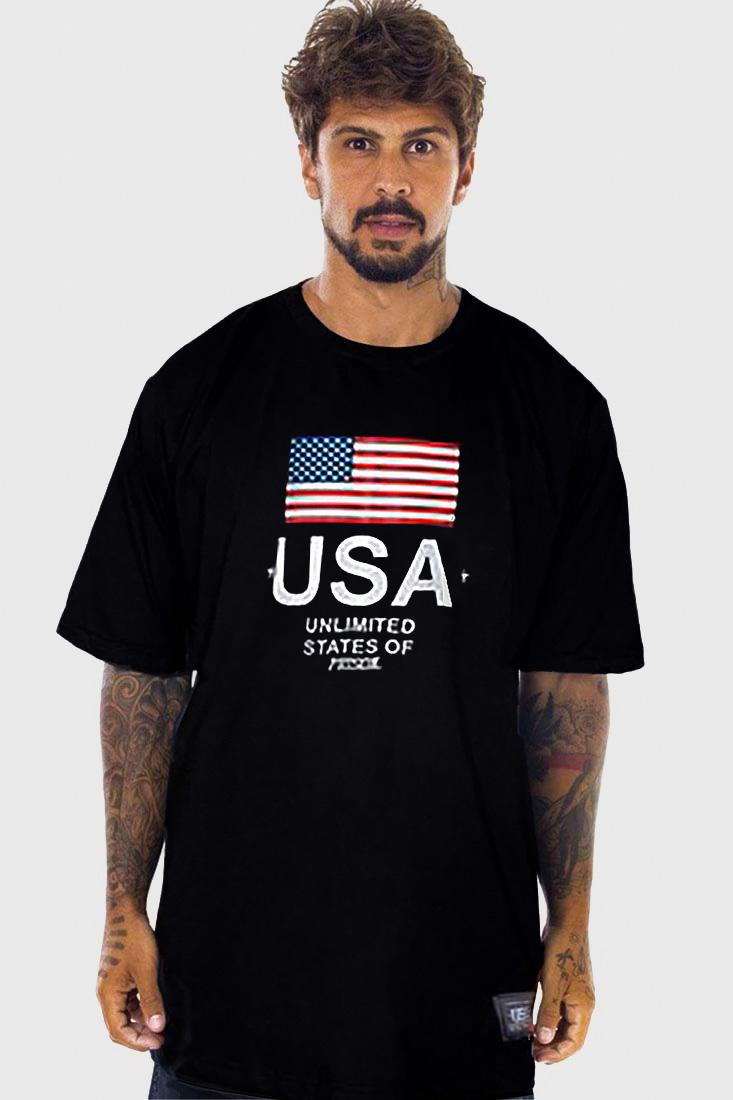 Camiseta Prison USA Unlimited