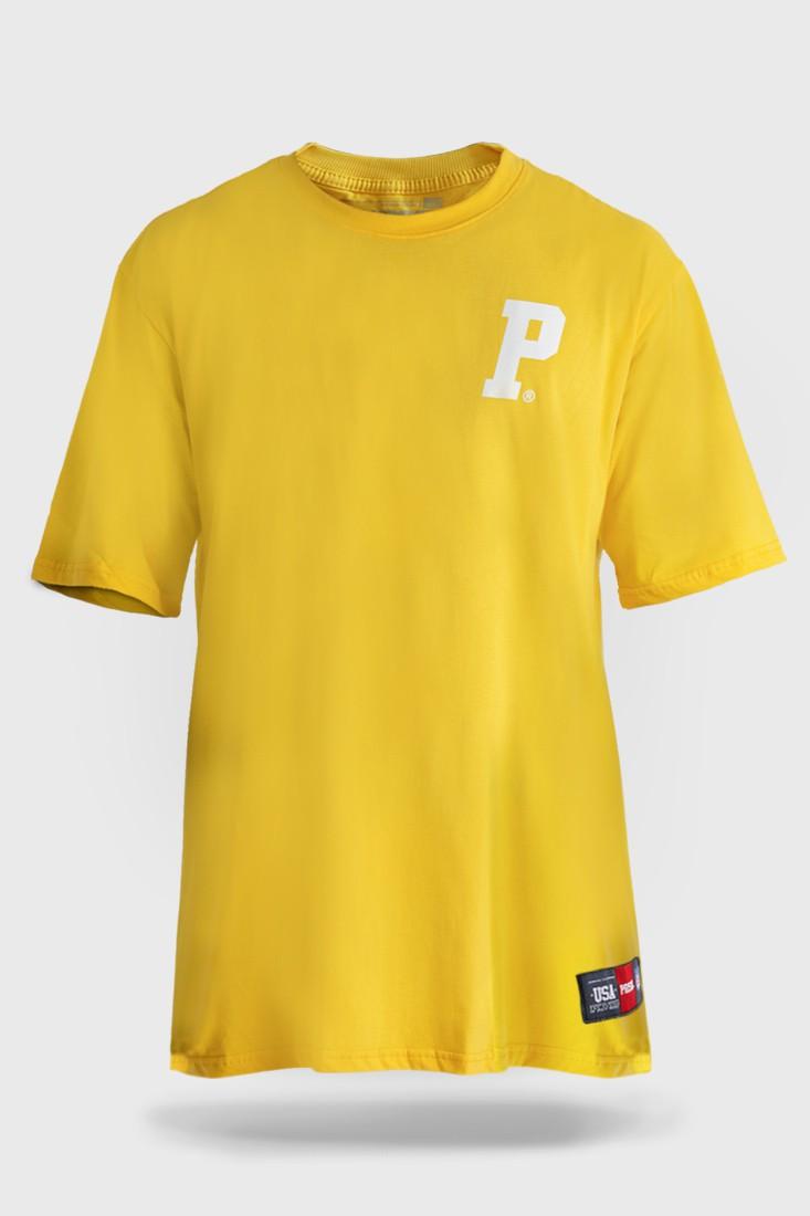 Camiseta Prison Yellow Hype