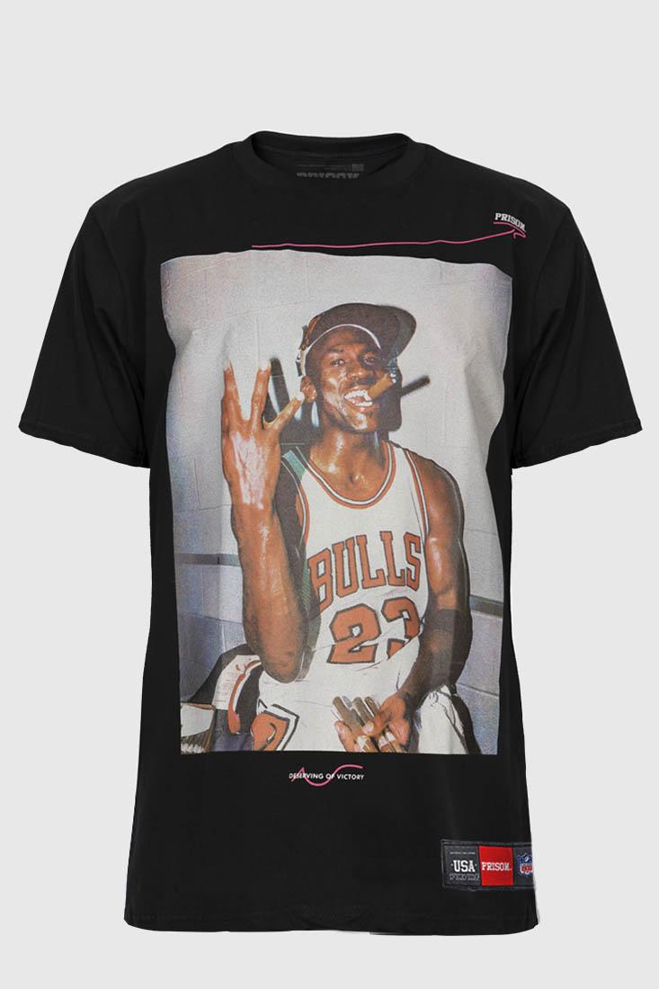 Camiseta Streetwear Marrocos Icon Bulls