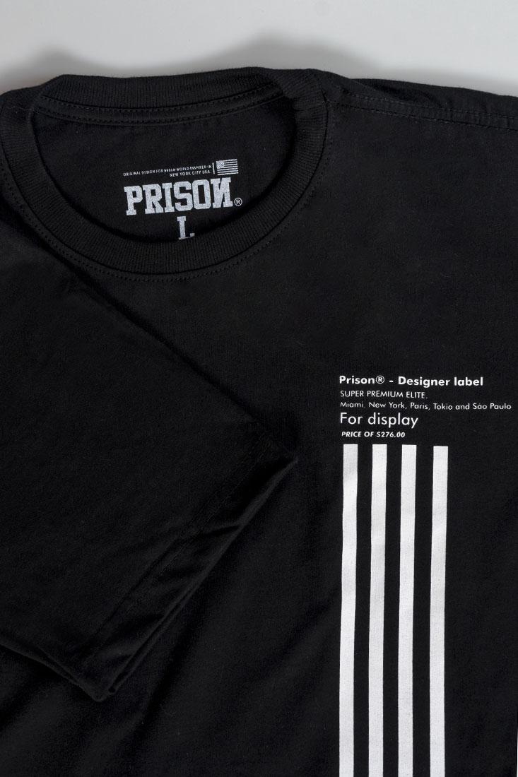 Camiseta Prison Super Premium Lines