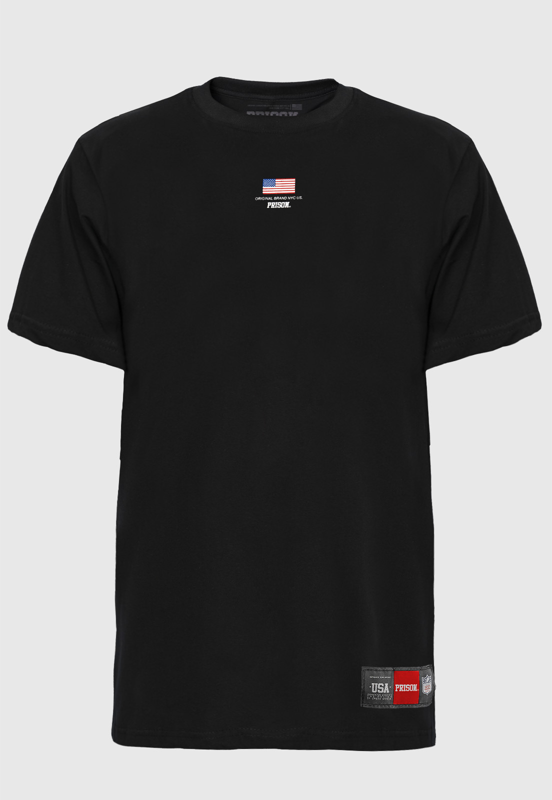 Camiseta  Streetwear Prison Brand NYC