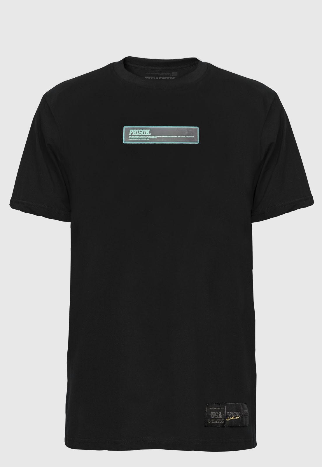 Camiseta Streetwear Prison Concept