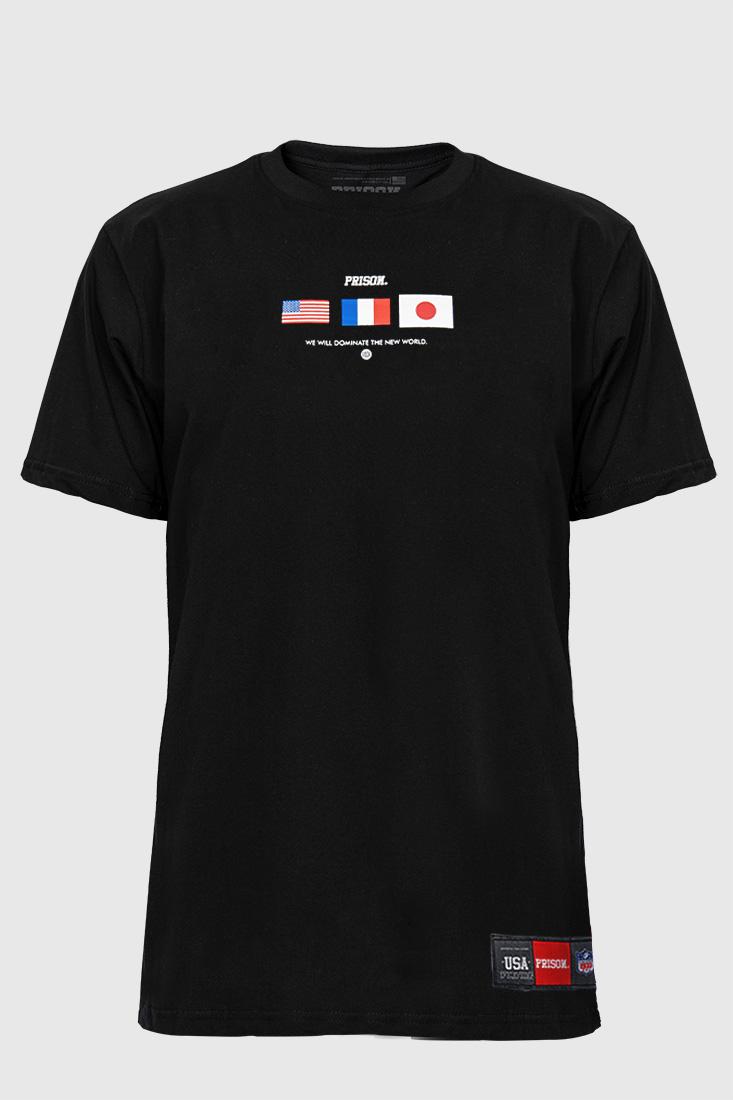 Camiseta Prison The new World