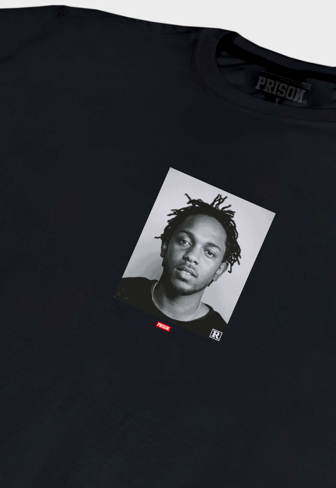 Camiseta Streetwear Prison Kendrick Lamar