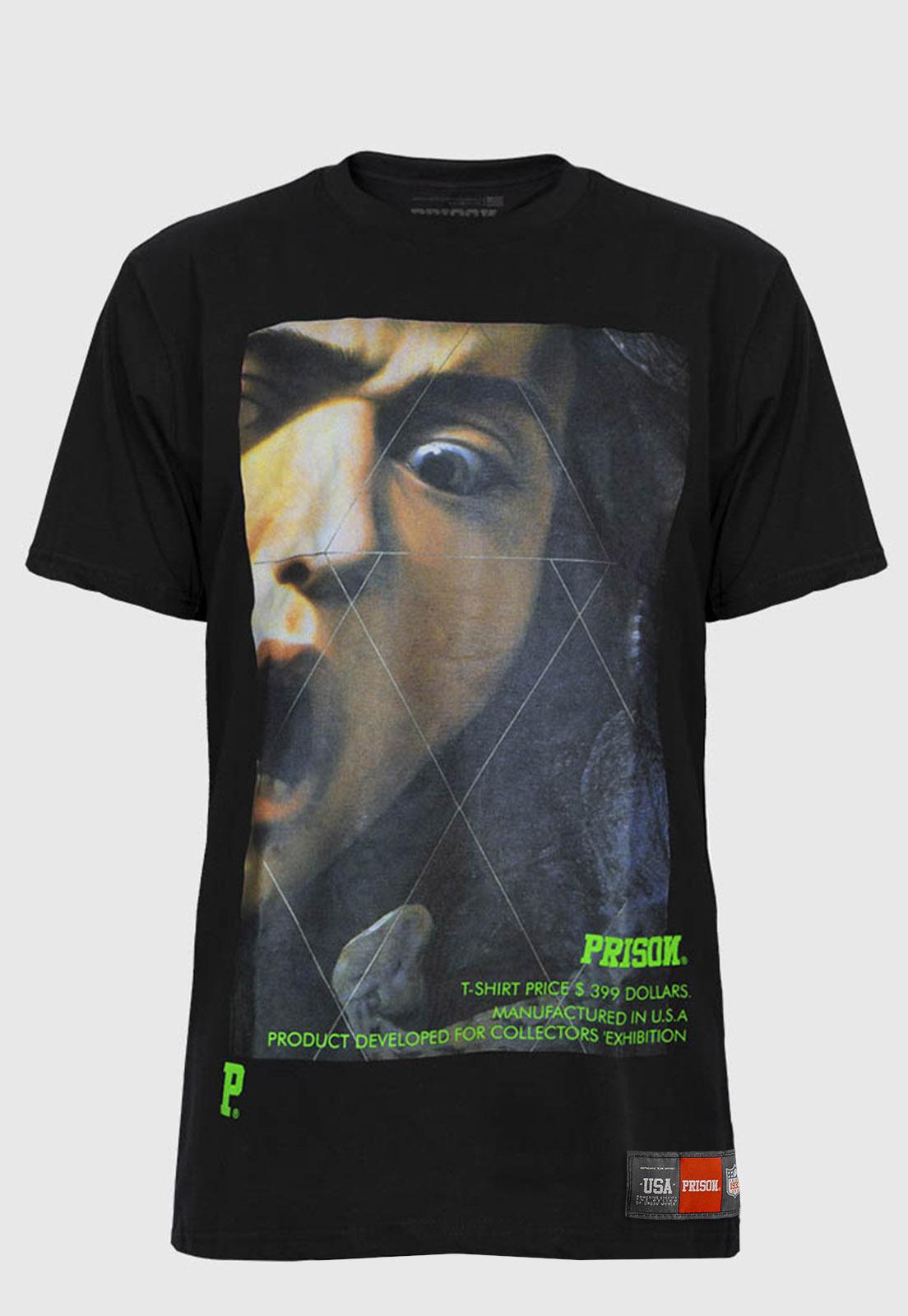 Camiseta Streetwear Prison Medusa