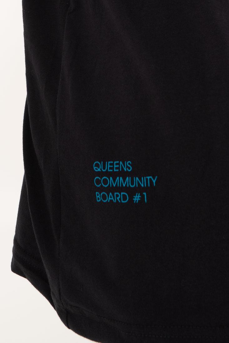 Camiseta Streetwear Prison NY Plain
