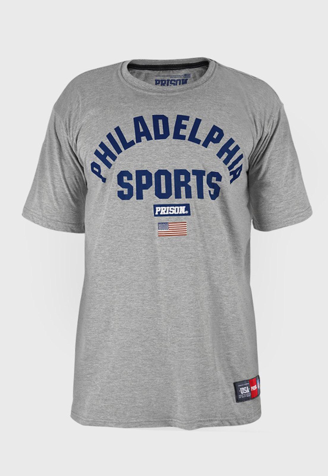 Camiseta Streetwear Prison Philadelphia